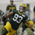 Edge rusher Reggie Gilbert sees stock rise after Packers' draft