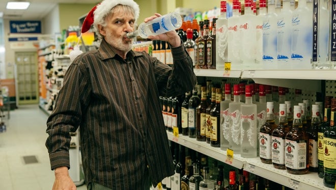 Billy Bob Thornton returns as Willie Soke in 'Bad Santa 2.'