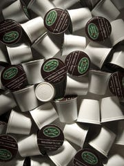Single-serve coffee pods made by Keurig Green Mountain,