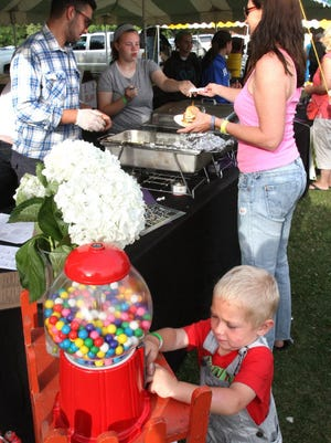 Taste of Muskego is from 5:30 p.m. to 7:30 p.m. July 11 at Veterans Memorial Park.