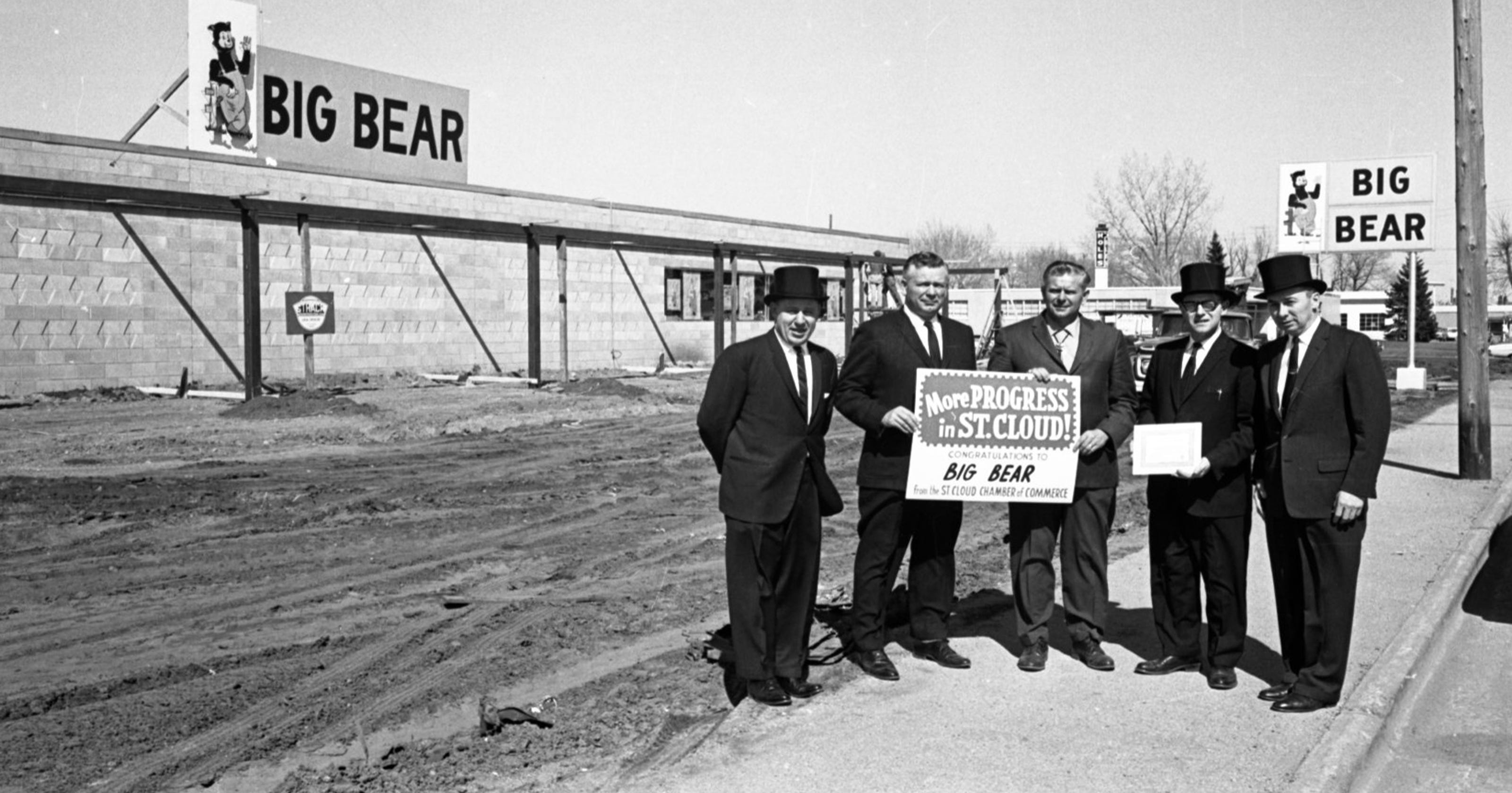 Then and Now: Rerouted roads now a retail hub