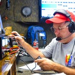 The Acadiana Amateur Radio Association participates in Field Day, a 24-hour, nationwide exercise in which ham operators set up portable stations and use emergency power.