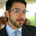 Ashkan Soltani, an independent researcher and technologist specializing on issues relating to privacy, security and behavioral economics. He was hired as a senior advisor to the U.S. Chief Technology Officer in the White House Office of Science and Technology Policy in Dec. of 2015 but was not granted security clearance and left in Jan. of 2016.