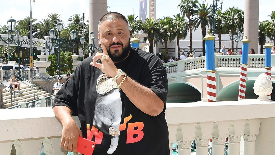DJ Khaled's Apple Music ad with Ray Liotta is truly bizarre