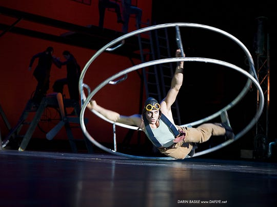 Cirque Mechanics.