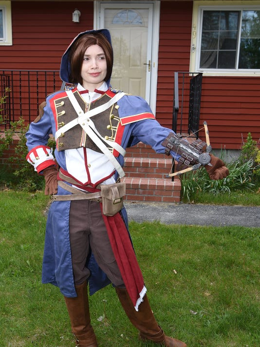 Cosplaying in the Hudson Valley