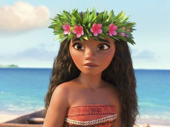 """Catch a free screening of """"Moana"""" on Sept. 9 outside"""
