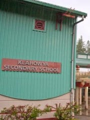 Klahowya Secondary School
