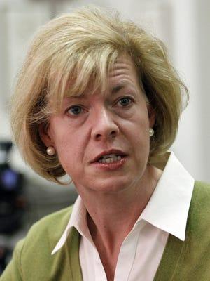 U.S. Sen. Tammy Baldwin, D-Wis.