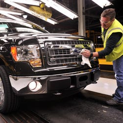 Ford workers are about get big profit sharing checks