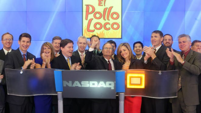 El Pollo Loco opened for trading on The NASDAQ Stock Market on July 25, 2014.