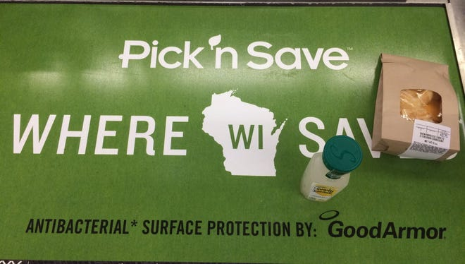 Pick 'n Save, the grocery market share leader in Milwaukee and Wisconsin, is part of Cincinnati-based Kroger.