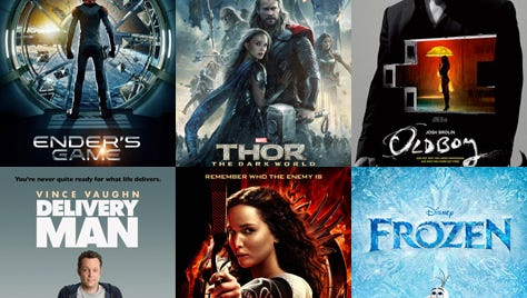 A look at the movies heading to the theaters this November.