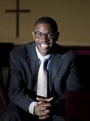 Elder Darrick D. McGhee, Sr., pastor, Bible Based Church: