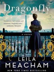 """""""Dragonfly"""" by Leila Meacham"""