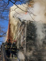 A fire on Thursday destroyed a Yeshiva of Rockland