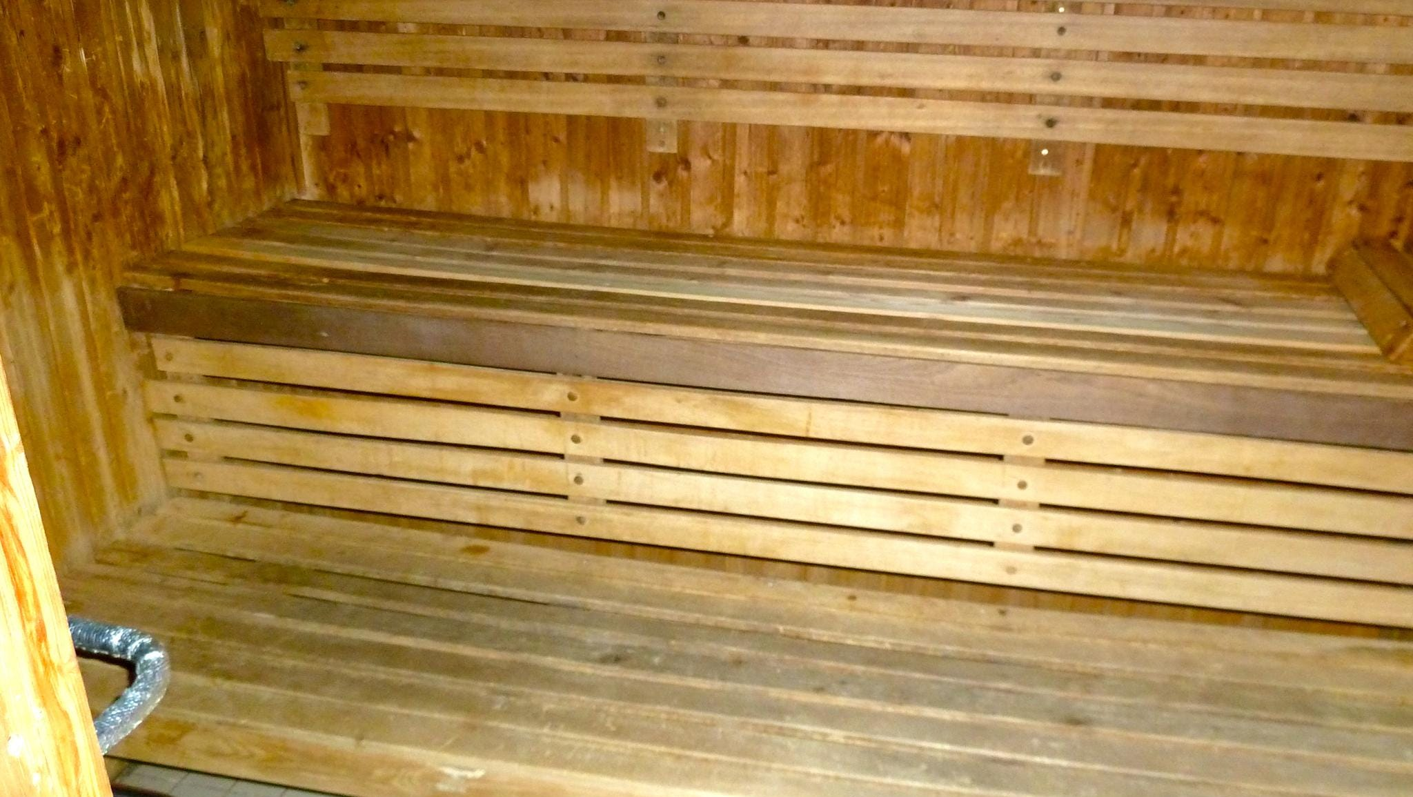 The Marco Polo also has separate men's and women's saunas.