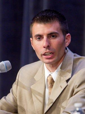 Nick Fiani, president of the Brighton Area Schools Board of Education