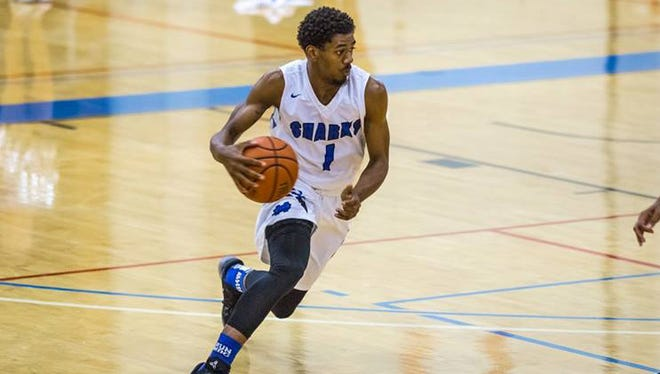 Jean-Pierre (1) averaged 16.5 points, 6.9 rebounds and three assists last season at Miami-Dade Junior College.