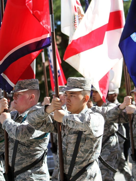 2015 Veterans Day Parade
