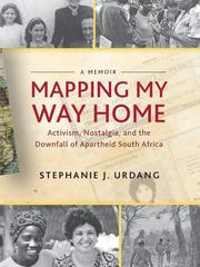 "Stephanie Urdang will sign copies of her book ""Mapping"