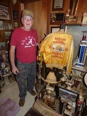 Red Farmer, 84, who still races at Talladega Short