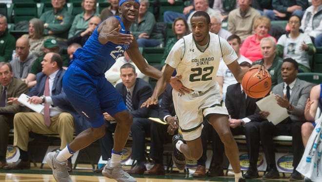 The TV schedule for the CSU basketball team was announced Wednesday.