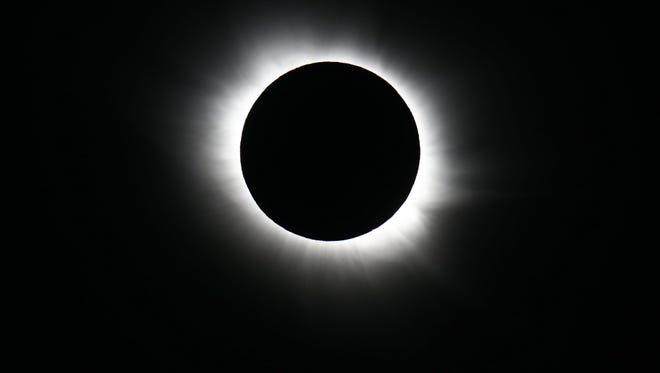 A total solar eclipse can be seen in Svalbard, an island belonging to Norway, on March 20,