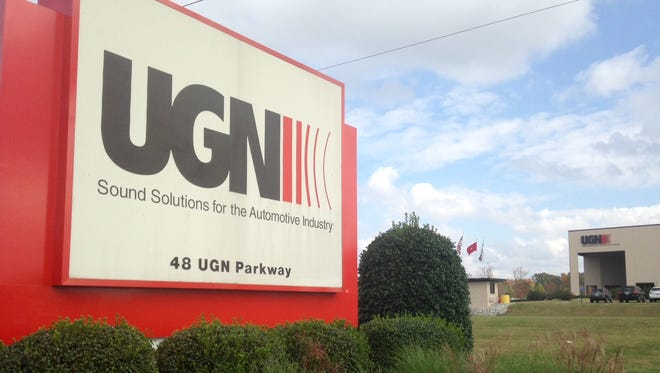 UGN filed a lawsuit against the city of Jackson on Tuesday.