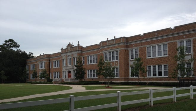 N.P. Moss Preparatory School is in Lafayette. The district is proposing some changes to its staffing.