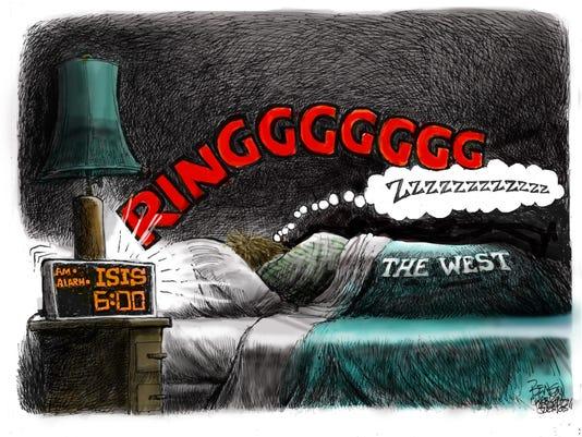 An ISIS wake-up call