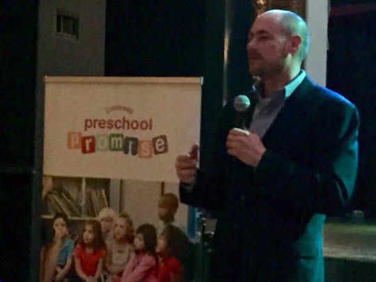 Greg Landsman, Cincinnati Preschool Promise