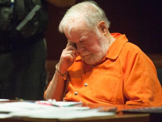 Pastor Harry Thomas sentencing