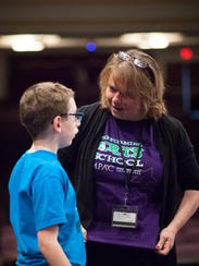 Children with autism are immersed into the theater