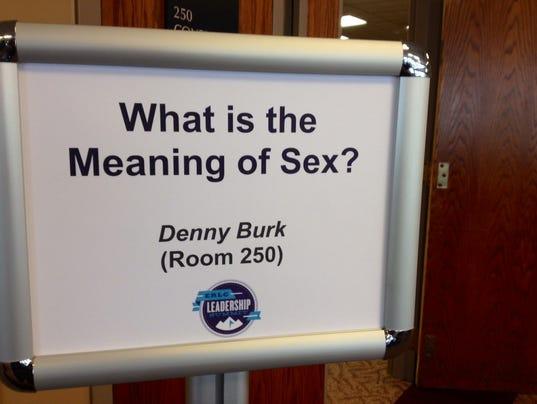 Southern Baptist Convention sex summitt