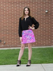 Madison Couture (15) is a 9th grade transgender student