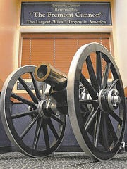 The Fremont Cannon.