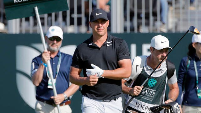 In recently discussing the idea of the Premier Golf League, established PGA Tour member Brooks Koepka said he will be wherever the best players are.