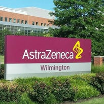 AstraZeneca's campus in Fairfax is on the sales block.