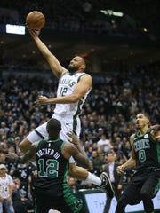 Jabari Parker returned to action on Feb. 2 after rehabbing from a second ACL tear to his left knee, displayed the explosiveness he had before the injury while showing a better touch from three-point land. However, Parker's defense and the consistency of his effort were lacking at times.