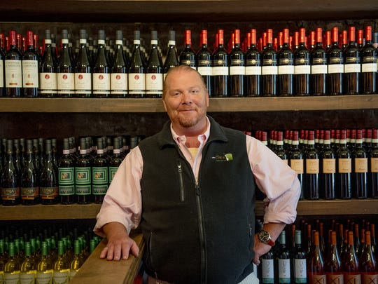 Mario Batali's restaurant group, B&B Hospitality Group, has grown to more than two dozen restaurants in America and Singapore, including four in Las Vegas.