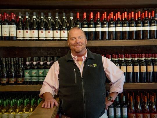 Mario Batali's restaurant group, B&B Hospitality Group,
