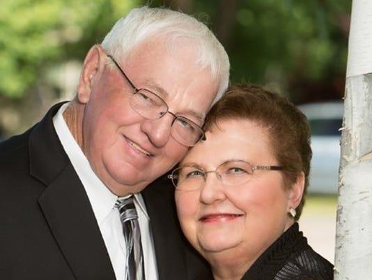 Anniversaries: David Brinkman & Janet Brinkman