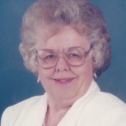 Obituary for Doris Sheppard, 92