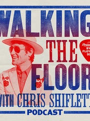 Walking the Floor podcast, with Chris Shiflett