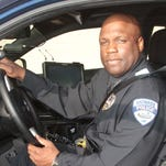 At age 45, James Whitfield trains to become a Monroe Police Officer. He is the oldest cadet the department has trained, but supervisors say he is outpacing cadets half his age.