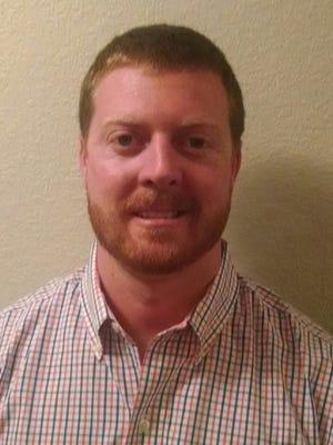 Sweetwater football coach Ben McGehee