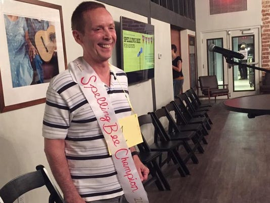 Michael Petrina, spelling bee champion