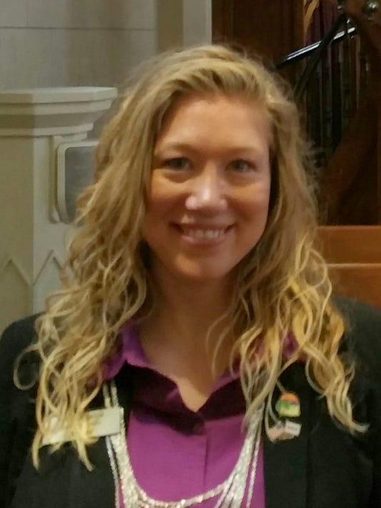 Mayor Susie Galea