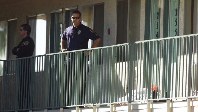 Motel 6 fue duramente criticado por supuesta colaboración de sus empleados con ICE. Foto archivo.